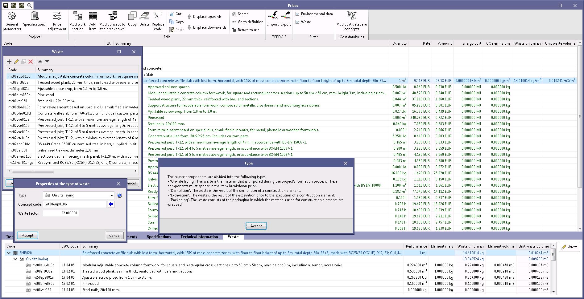 Open BIM Quantities e applicazioni con la scheda Computo